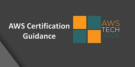 AWS Cloud Practitioner Certification Guidance session bilhetes