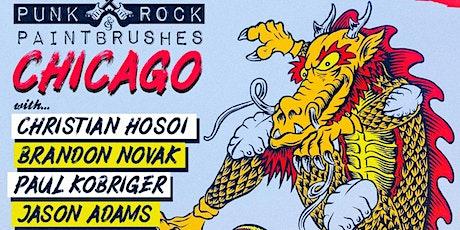 PUNK ROCK & PAINTBRUSHES CHICAGO!! tickets