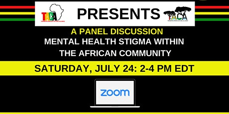 Panel Discussion: Mental Health Stigma Within the African Community tickets