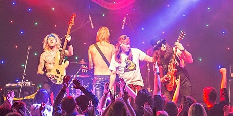 GUNS N' ROSES EXPERIENCE plus guests tickets