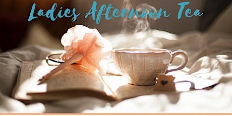 The Divergent Church Ladies Afternoon Tea tickets