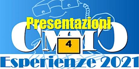 Presentazioni Esperienze n.4 - Quelli che aspettano...Premi CMMC 2021 biglietti