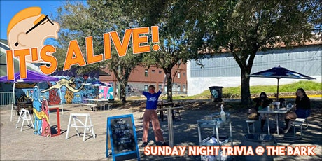 Trivia with Hank LIVE at The Bark tickets