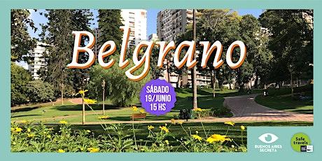 Visita Guiada - Belgrano - 19/06 15hs entradas