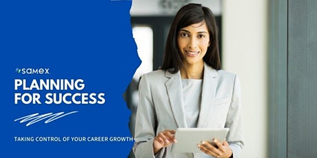 Planning for Success: How to Take Control of Your Career Growth tickets