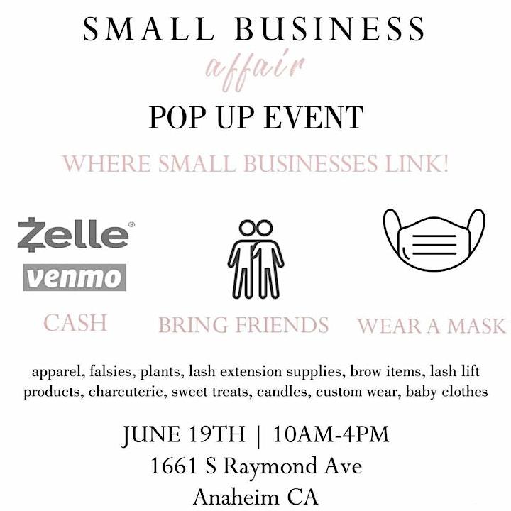 SMALL BUSINESS AFFAIR image