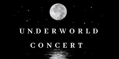 The Underworld Concert tickets