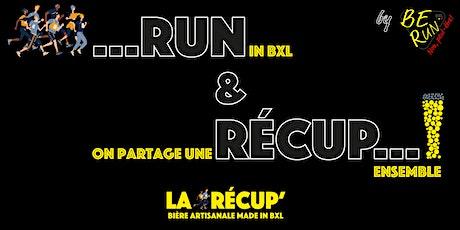 Run & Récup #1 billets