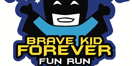Brave Kid Forever 1/2 M 1M 5K 10K -Participate from Home. Save $3 tickets