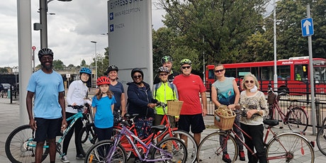 Sunday Easy Ride Down Wandle Trail tickets