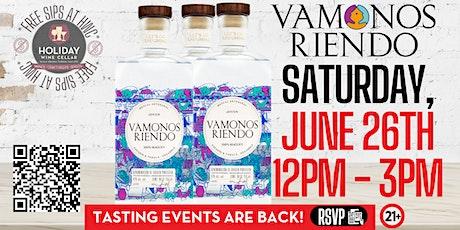 #FREEsips   Sip & Shop at Holiday Wine Cellar w/ Vamonos Riendo Mezcal tickets