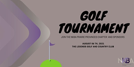 NKBA PRAIRIE PROVINCES GOLF TOURNAMENT IN EDMONTON tickets