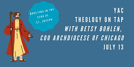St. Clement Theology on Tap with Betsy Bohlen tickets