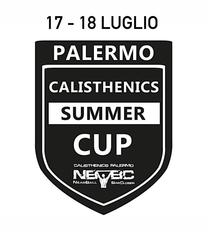 Immagine CALISTHENICS SUMMER CUP PALERMO