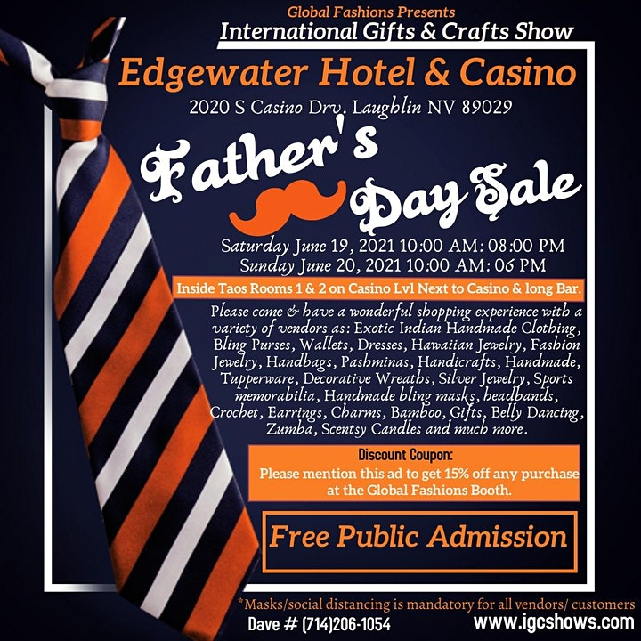 <br /> International Gifts and Crafts Show Presented by Global Fashions image<br />