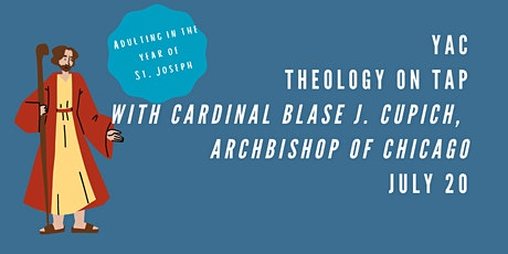 St. Clement Theology on Tap with Cardinal Blase J. Cupich tickets