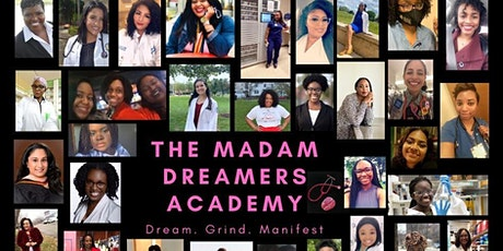 The Madam Dreamers Academy 2021 Conference: I AM The Solution tickets