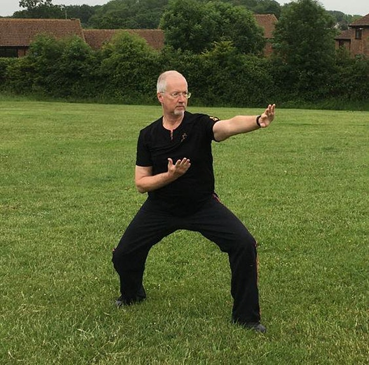Tai Chi with Ray (Adults) image