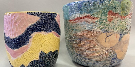 Drehen an der Töpferscheibe für Einsteiger -  Keramik-Workshop tickets