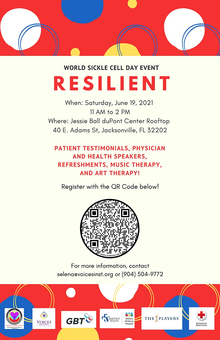 RESILIENT: World Sickle Cell Day Event image