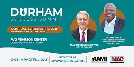 Third Annual Durham Success Summit tickets