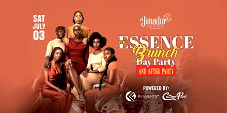 THE ESSENCE BRUNCH DAY PARTY AND AFTER PARTY tickets