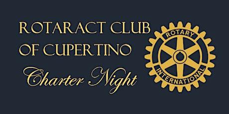 Rotaract Club of Cupertino Charter Night tickets