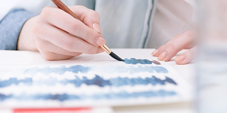 Self-Care and Stress Relief Through Art Session tickets