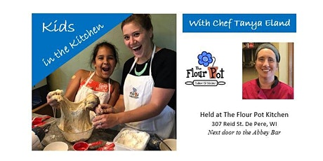 Kids in the Kitchen with Chef Tanya - Pasta tickets