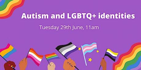 Autism and LGBTQ+ Identities (Autism at Warwick, guest speaker Wenn Lawson) tickets