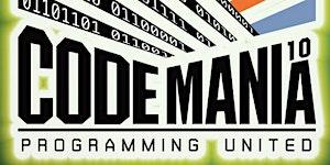 Code Mania 10 รวมพลคนบ้าโค้ด