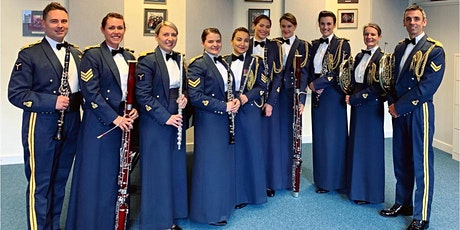 Music on the patio with the Wind Ensemble of the RAF Regiment Band tickets
