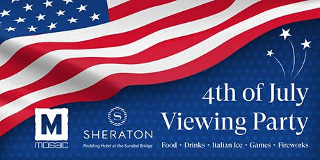 Sheraton's July 4th fireworks viewing party tickets