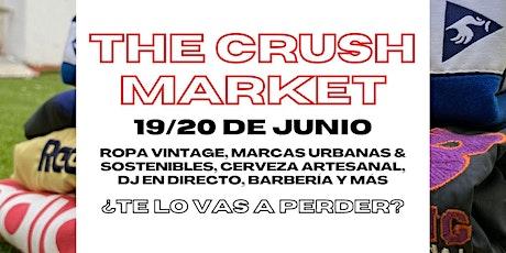 The Crush Market entradas