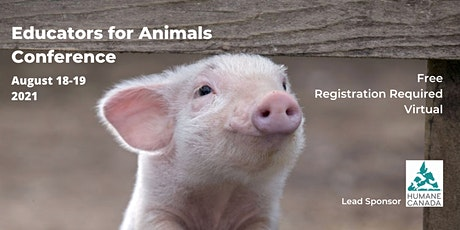Educators for Animals Conference tickets