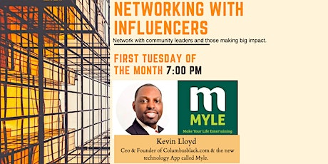 Connected Influencer Meetup tickets