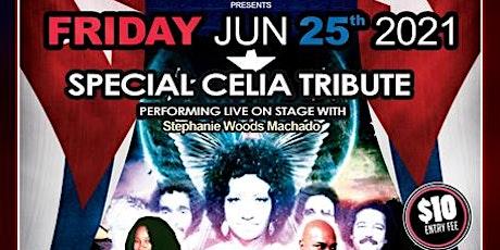 Live Tribute to Celia Salsa Friday @ Michella Nightclub tickets
