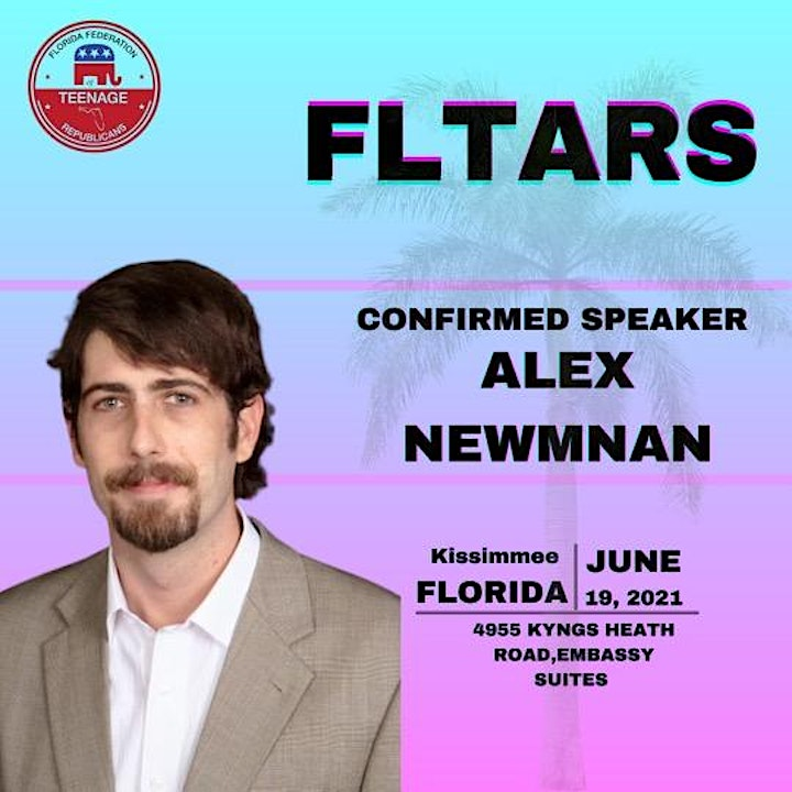Florida  Teenage Republicans State Convention: Defend the Republic! image