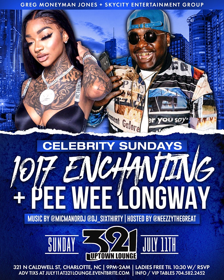 PEEWEE LONGWAY PERFORMING LIVE HOSTED BY 1017 ENCHANTING image