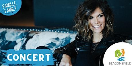 Concert: Melissa Ouimet tickets