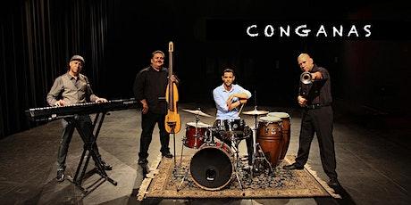 Conganas Latin Jazz Quartet tickets
