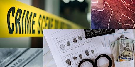 True Crime Mini Con tickets