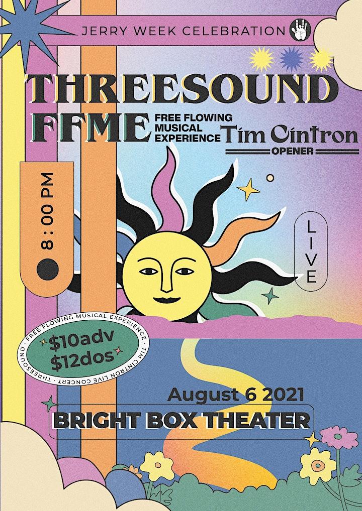 Threesound / FFME / Tim Cintron image