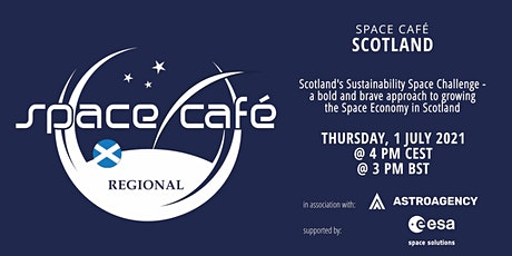Space Café Scotland by Angela Mathis tickets