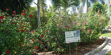 Introduction to Florida Friendly Gardening tickets