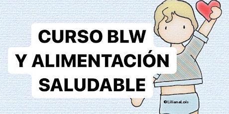 CURSO BLW Y ALIMENTACION COMPLEMENTARIA: GRABADO tickets