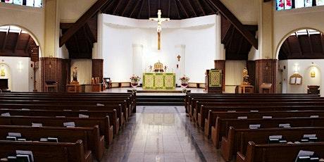 Mass at St. Joseph's Parish June 19 & 20 tickets