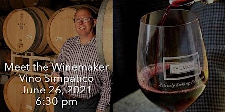 Ty Caton Meet The Winemaker Tasting tickets
