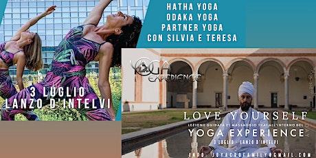Yoga Experience Day biglietti