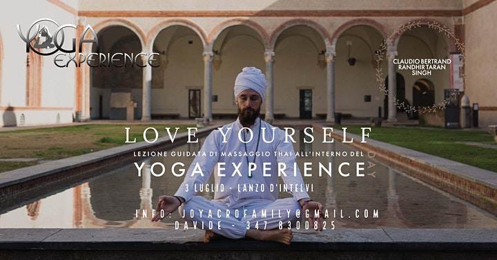 Immagine Yoga Experience Day